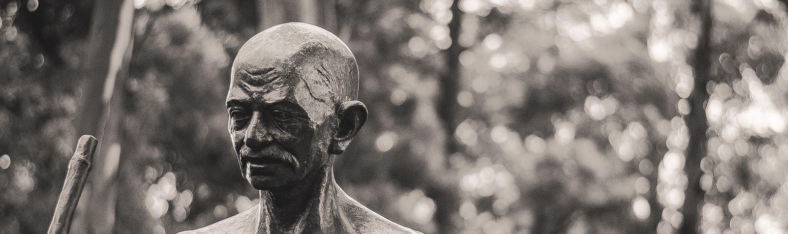Some of Gandhi's Early Views on Africans Were Racist. But That Was Before He Became Mahatma