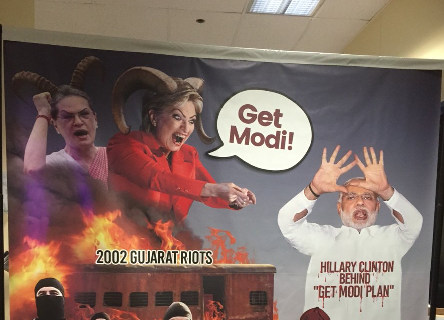 Hindus for Donald Trump? Not Really...