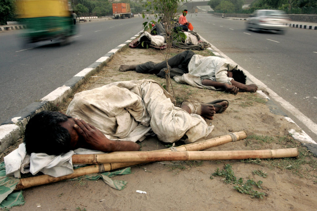 To Understand Homelessness, Delhi NGO Calls on People to Spend a Night on the Street