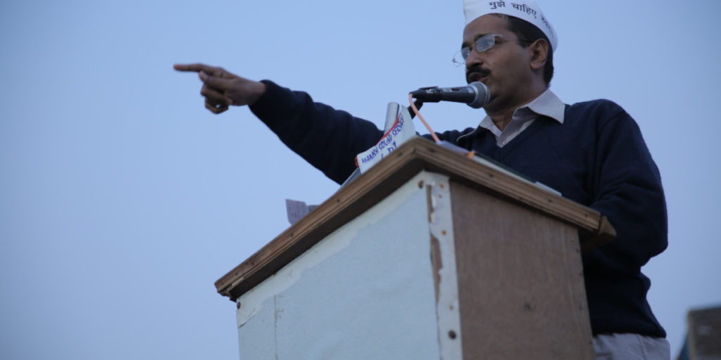 'An Insignificant Man' Recalls the Heady Early Days of Aam Aadmi Party