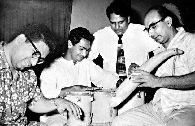 With Kersi Lord's Passing a Long Era of Hindi Film Music Comes to an End