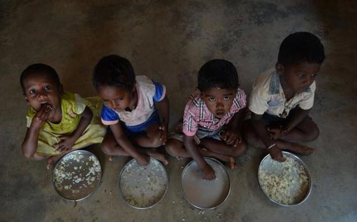 Over 600 children so far this year have died due to malnutrition in Palghar district. Credit: PTI