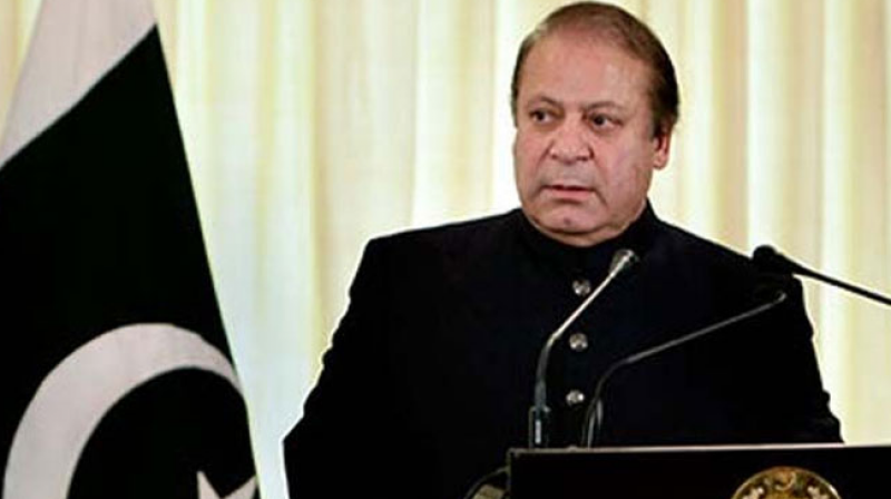 Pakistan Prime Minister Nawaz Sharif. Credit: PTI