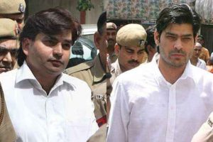 Vikas and Vishal Yadav. Credit: PTI