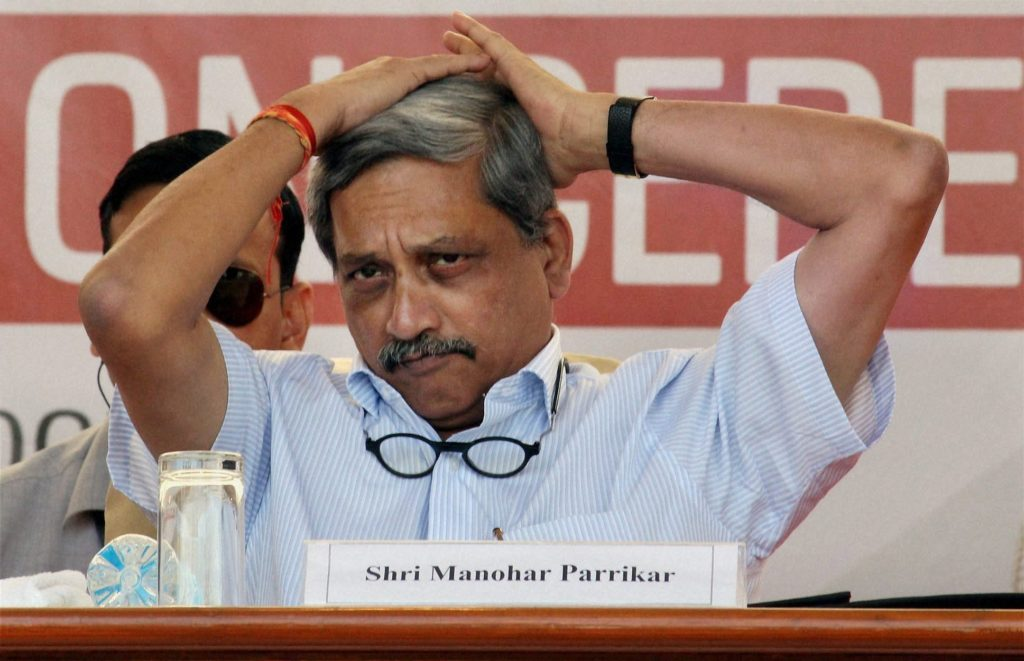 'RSS Teaching' May Have Been at Core of Surgical Strikes Call, Says Parrikar