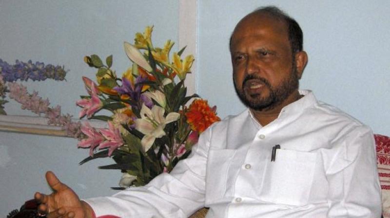 Prafulla Kumar Mahanta. Credit: PTI