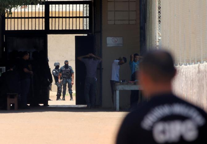 Prison Clashes Between Rival Gangs Kill 18 in Brazil