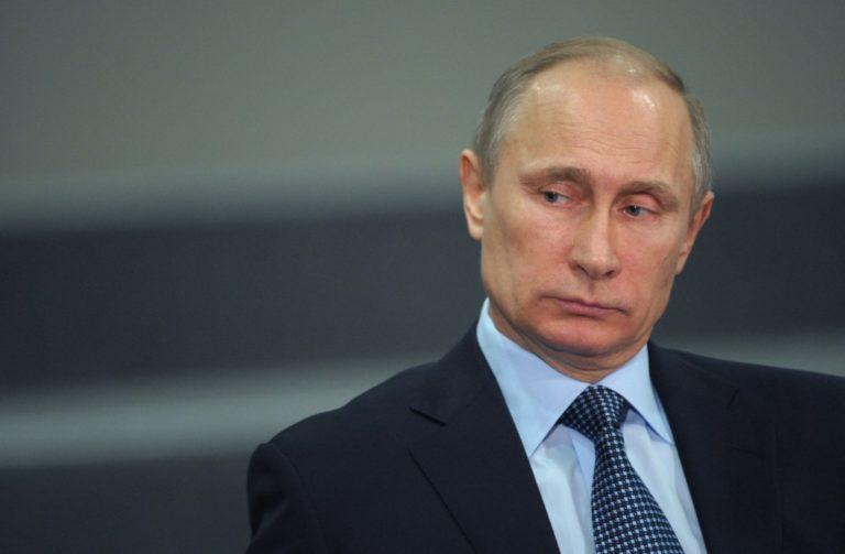Russian President Vladimir Putin. Credit: Reuters/Files