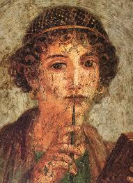 Sappho. Credit: Wikimedia Commons
