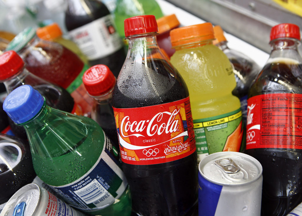Government Study Finds Toxins in Coke, Pepsi PET Bottles