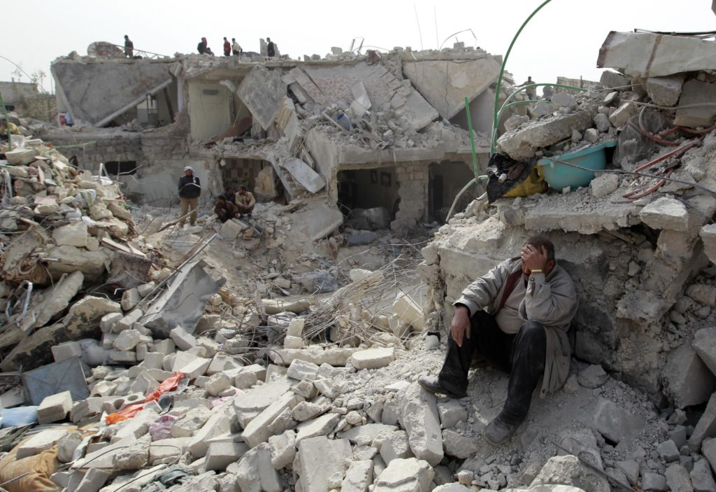 India Likely To Propose BRICS Aid For Syrian Reconstruction