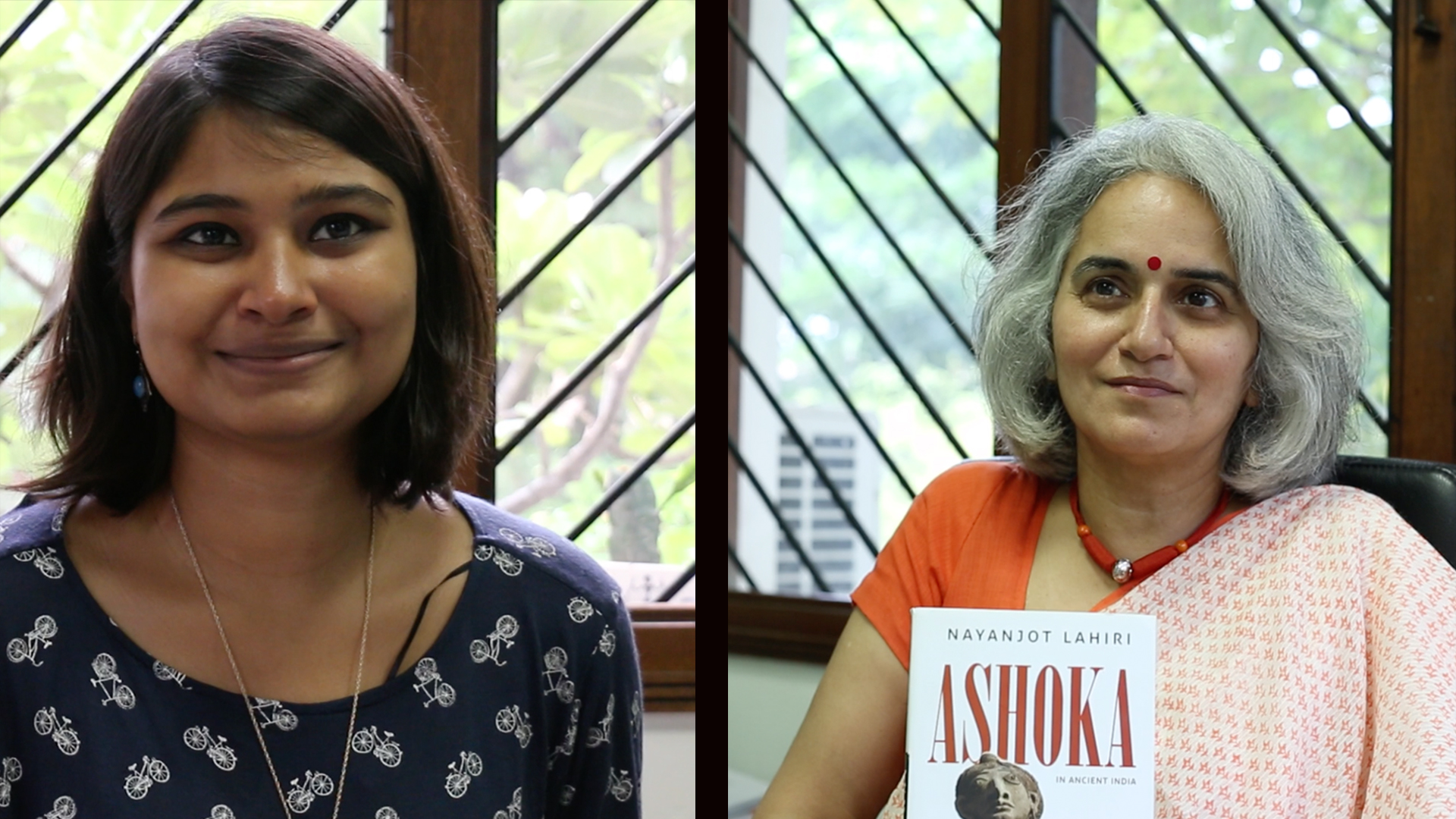 Watch: History Prize Winner Nayanjot Lahiri Talks About Her Book 'Ashoka in Ancient India'