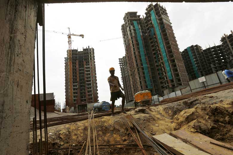 By 2030, two-thirds of the global population and 40% of India's population is projected to be living in urban areas. Credit: Reuters