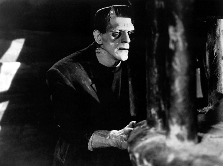 Boris Karloff as Frankenstein's monster. Credit: Insomnia Cured Here/Flickr CC BY-SA 2.0