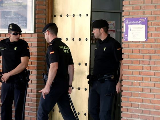 Two Moroccans Suspected of ISIS Links Arrested in Spain
