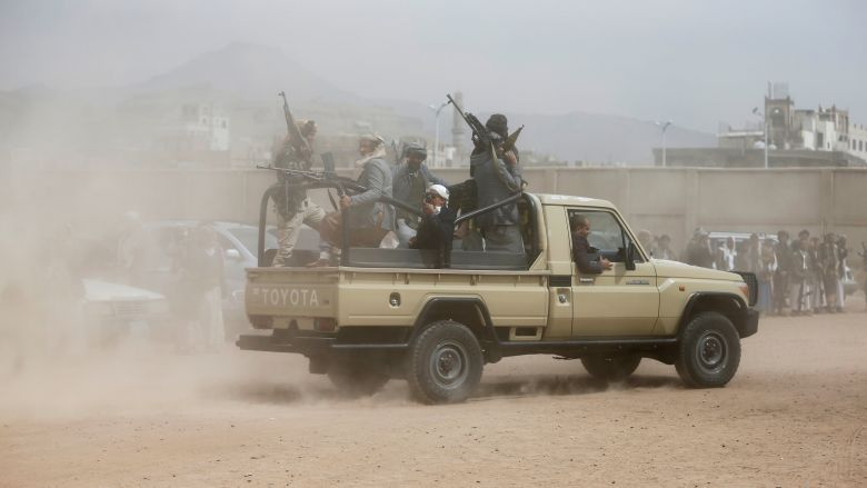 Yemen's Houthis Form New Government in Setback To UN-Backed Peace Process