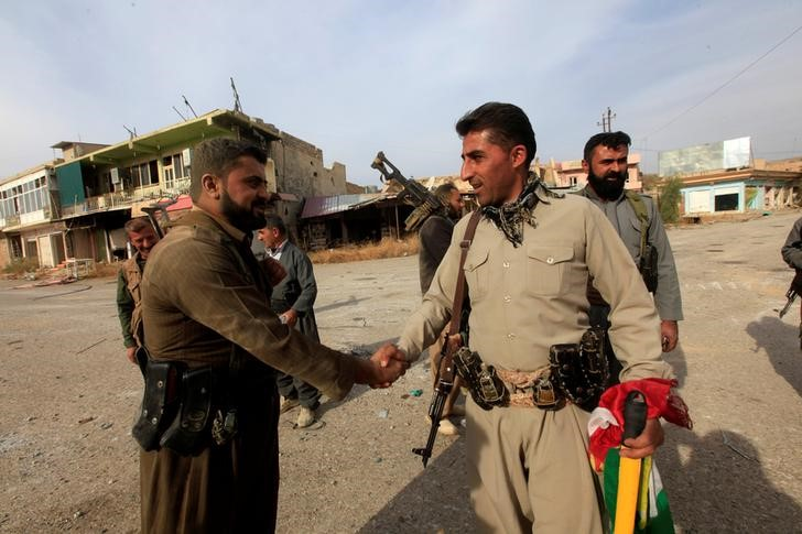 In Fresh Push, Iraqi Special Forces Seize Mosul District