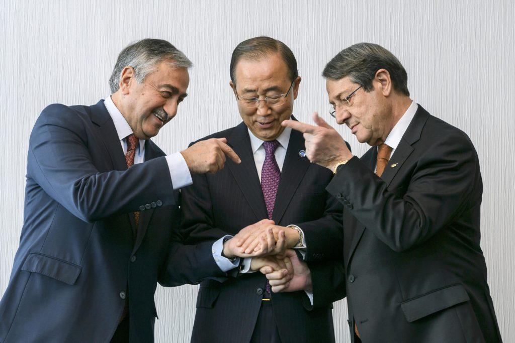 Talks on Uniting Cyprus Make Progress