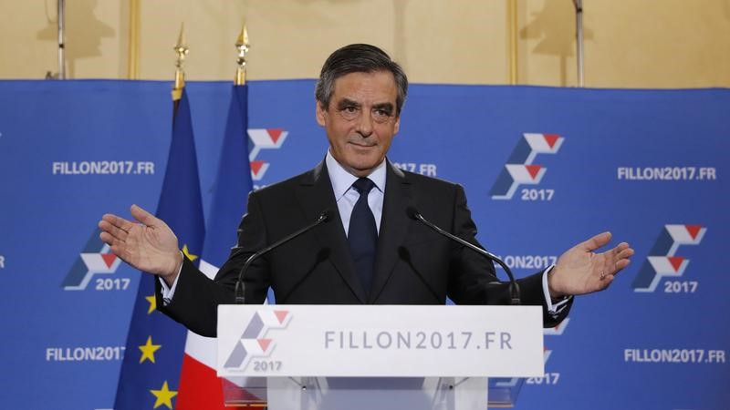 France's Fillon Seen Beating Le Pen in Presidential Election