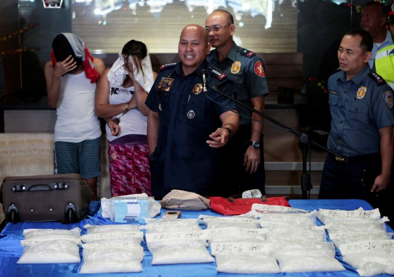 US Shifts Funds Away From Philippines Police Drug Efforts