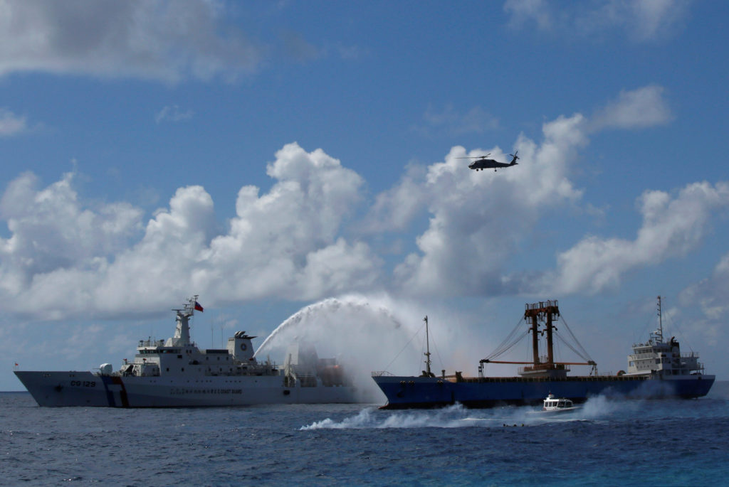 China Unusually Quiet About Taiwan Drills in South China Sea