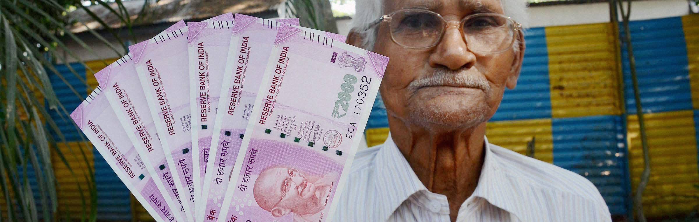 Finance Ministry Sends Unclear Signals About Ink on New Rs 2000 Notes