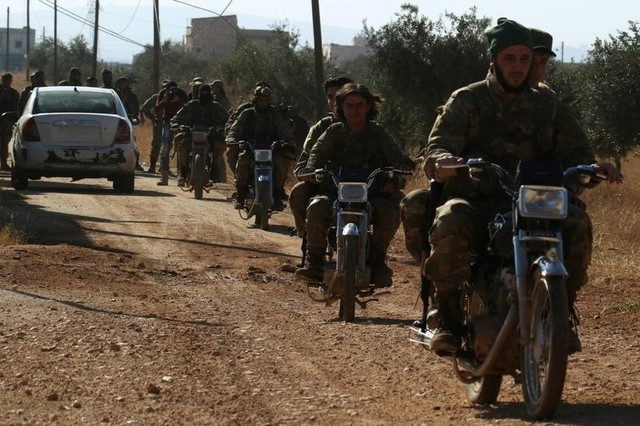 Rebel-Held Zone in Aleppo Prepares For Renewed Bombardment
