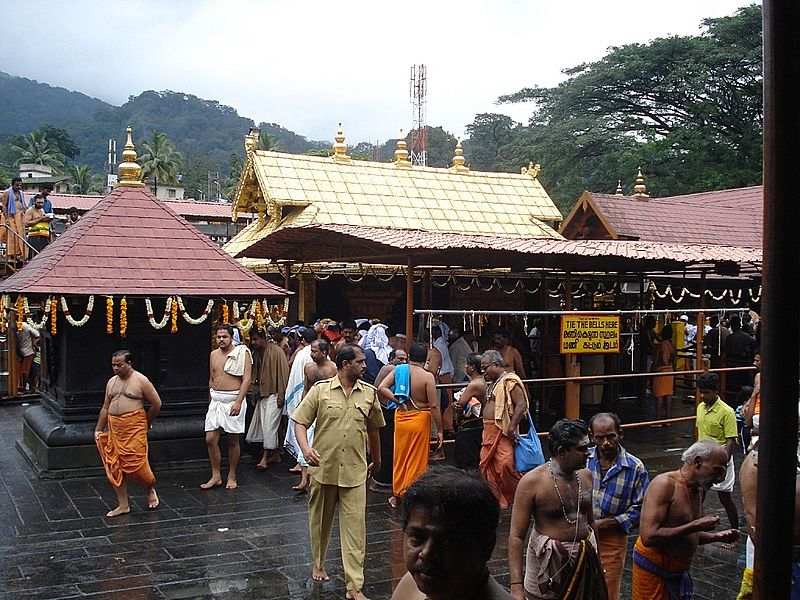 Four Transgender Persons Offer Prayers at the Sabarimala Temple