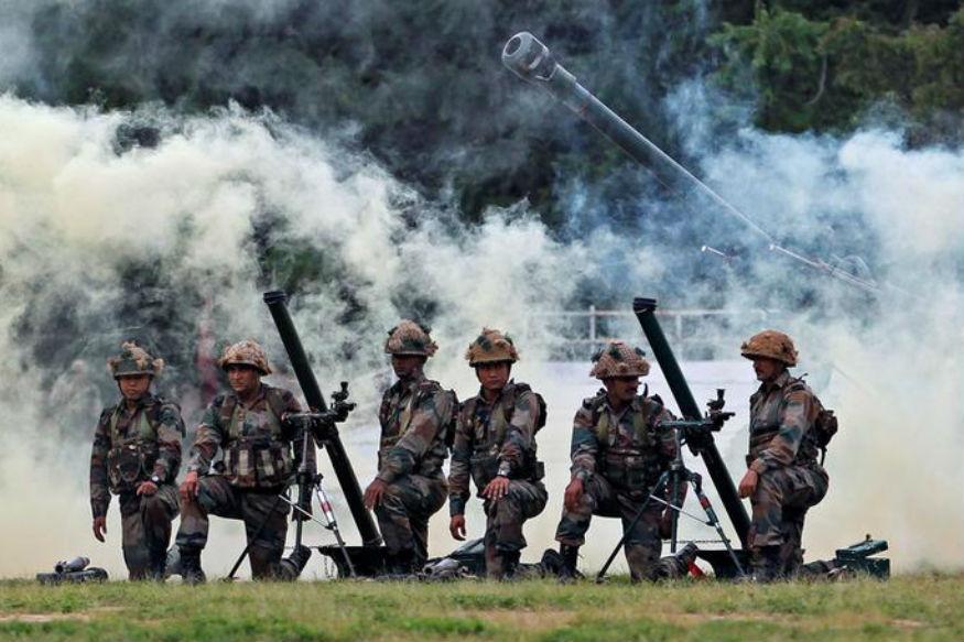 Representational image of Indian army. Credit: Reuters