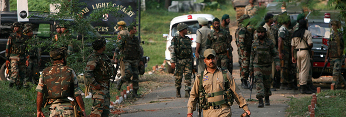 Is the Military's Paranoia Under the Modi Government Justified?
