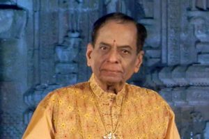 Balamurali Krishna. Credit: Wikimedia