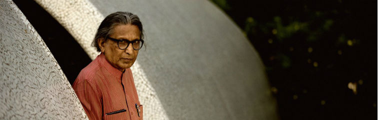 A Confluence of Nature and Architecture – An Interview With Balkrishna Doshi