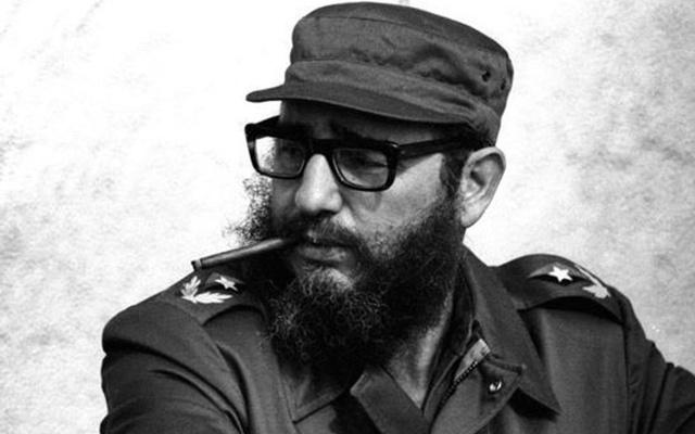 Fidel Castro. Credit: Reuters