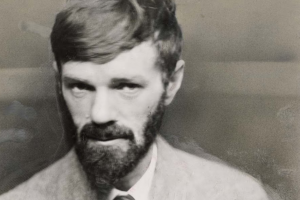 D.H. Lawrence. Credit: jacksonpyllox/Flickr CC BY-NC-ND 2.0