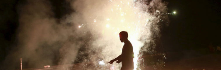 Diwali Air Over North India Was World's Worst – And Worse Than Diwali 2015