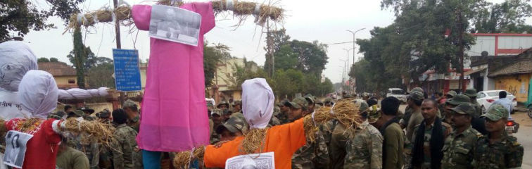 FIR Against Nandini Sundar and Archana Prasad a Clear Case of Vendetta Politics, Say Civil Society Members