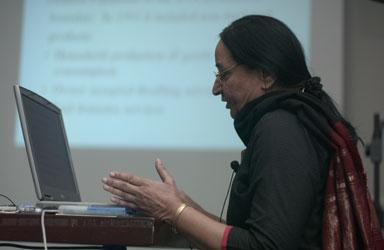 Indira Hirway. Credit: levyinstitute.org