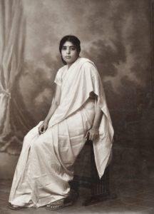 E.K. Janaki Ammal. Credit: John Innes Archives/Wikimedia Commons
