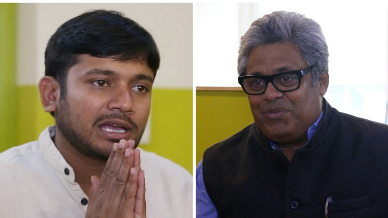 Watch: Kanhaiya Kumar on His Journey 'From Bihar to Tihar'