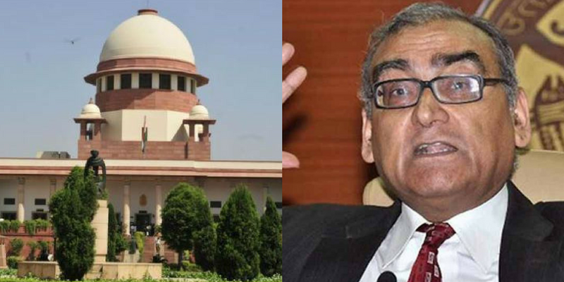 The Supreme Court's notice to Justice Markandey Katju ignores valid precedents. Credit: PTI