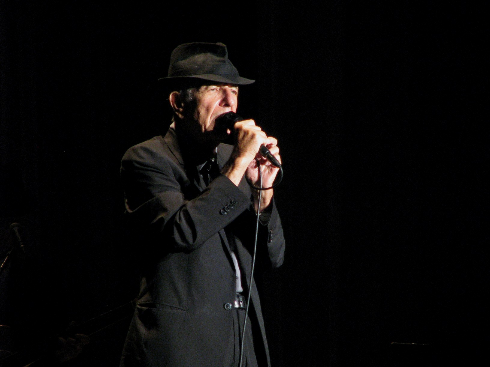 Leonard Cohen: Of Love, Light and Copyright