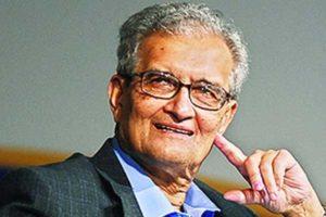Amartya Sen. Credit: PTI