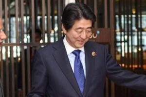 Prime Minister Narendra Modi with his Japanese counterpart Shinzo Abe. Credit: PTI/Files
