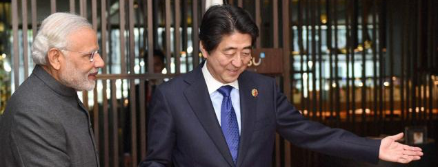 Nuclear Deal, Infrastructure Projects and Handling China: What to Expect From Modi's Japan Visit