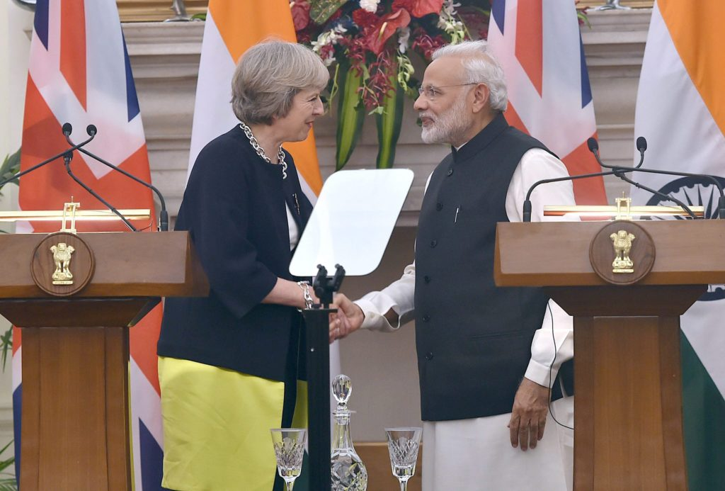 Theresa May Offers Conditional Visa Restriction Relaxation For Indians