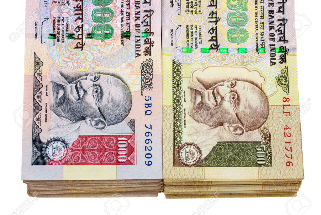 Rs 500, Rs 1000 Notes Invalid From Tonight