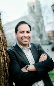 Rajeev Kinra. Credit: Northwestern University