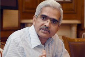Economic affairs secretary Shaktikanta Das. Credit: PTI