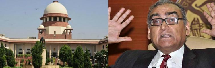 Contempt Notice to Ex-Judge Markandeya Katju Ignores Supreme Court's Own Rulings