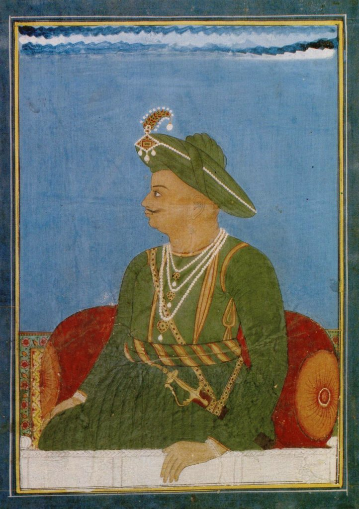 Tipu Sultan, a Product of His Times
